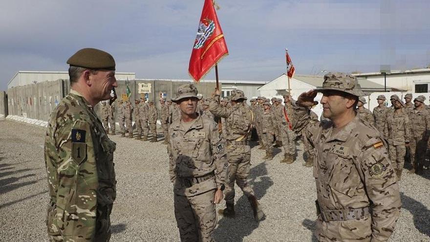 La Brigada Guzmán el Bueno inicia la misión en Irak