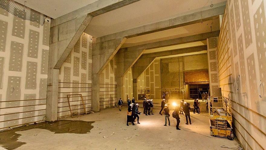 Benidorm destinará 900.000 euros en amueblar el Centro Cultural