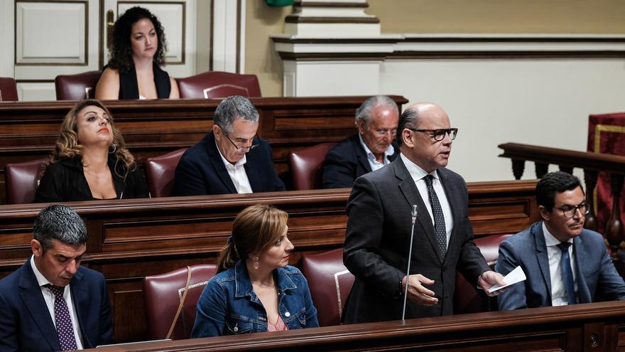 CC presenta 457 enmiendas al presupuesto canario