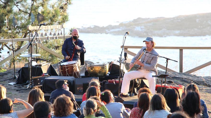 Carlos Núñez ofrecerá un tercer concierto matinal en Monteferro
