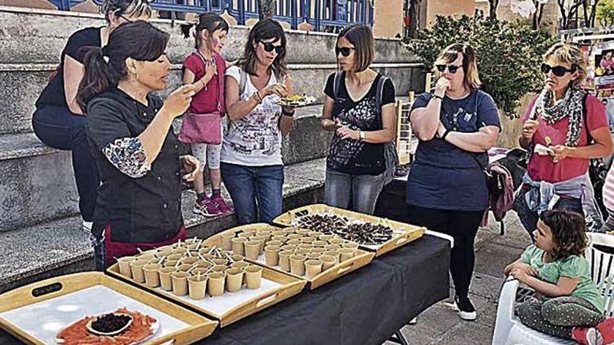Artà celebra una diada familiar sobre alimentación saludable