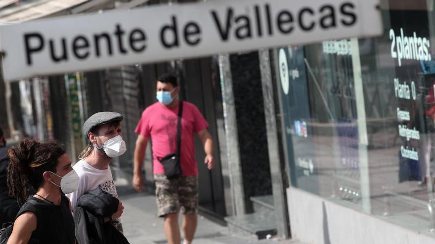 Las restricciones parciales en Madrid, medida poco efectiva
