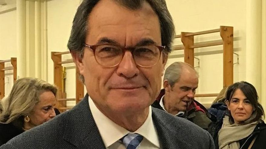 Artur Mas no descarta volver a ser candidato a la presidencia de la Generalitat