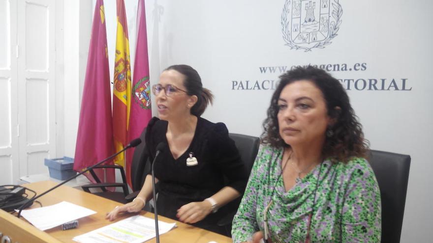 El PSOE defenderá en la Asamblea la creación de la provincia de Cartagena