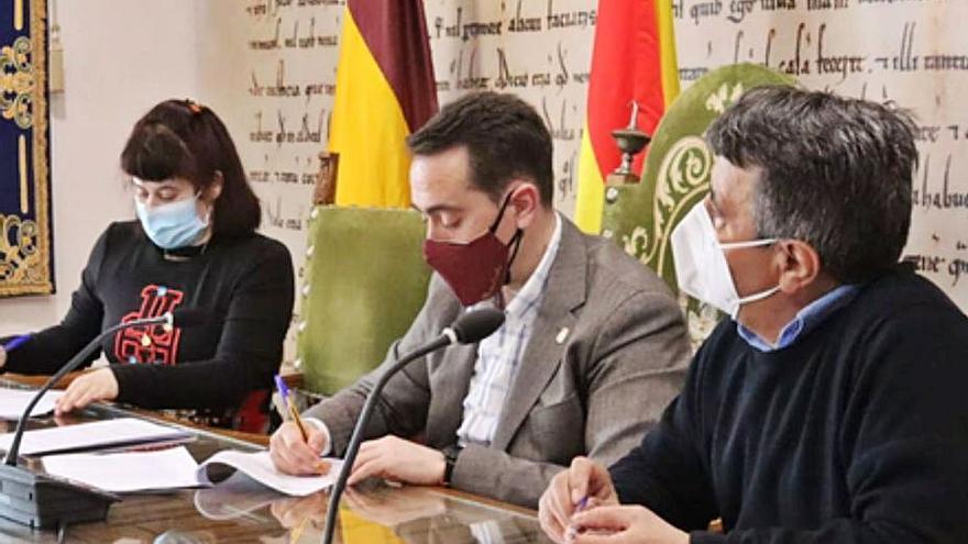 El Ayuntamiento de Benavente renueva convenios con AFIBE y la Asociación de Depresión