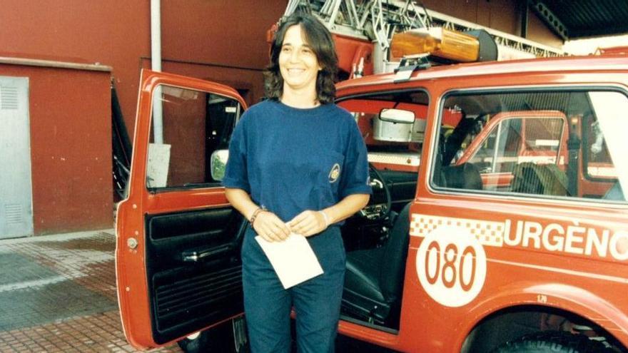 Spaniens erste Feuerwehrfrau auf Mallorca gestorben