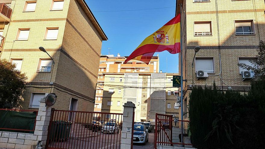 La Guardia Civil de Villena se refuerza con 16 agentes para Seguridad y Tráfico