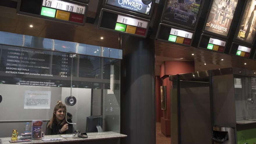 Muticinemes Bages Centre tornarà a obrir a Manresa després de 106 dies