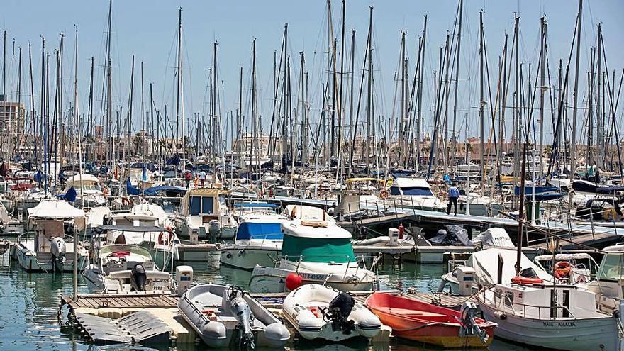 Alicante, tercera provincia con más barcos matriculados en 2020