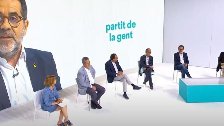 Jordi Sànchez sobre el nou JxCat: «Serà el partit de tota la gent, del poble»