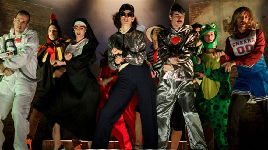Gran fiesta teatral con 'Castelvines y monteses'