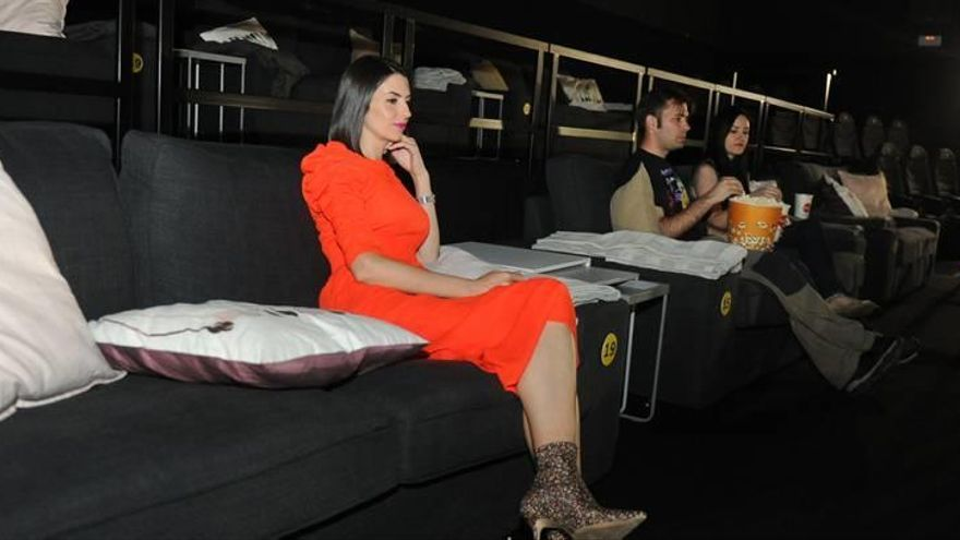 El cine, como en casa