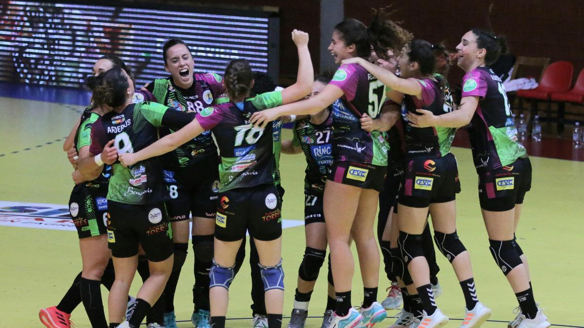 EHF European Cup | El Rincón Fertilidad Málaga, campeón de Europa