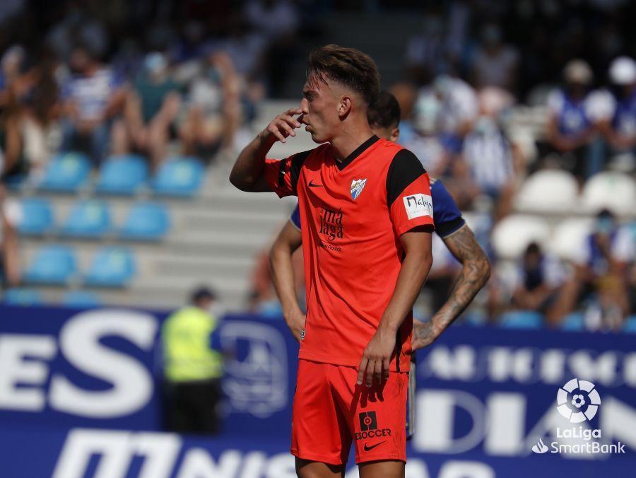 SD Ponferradina - Málaga CF, en imágenes