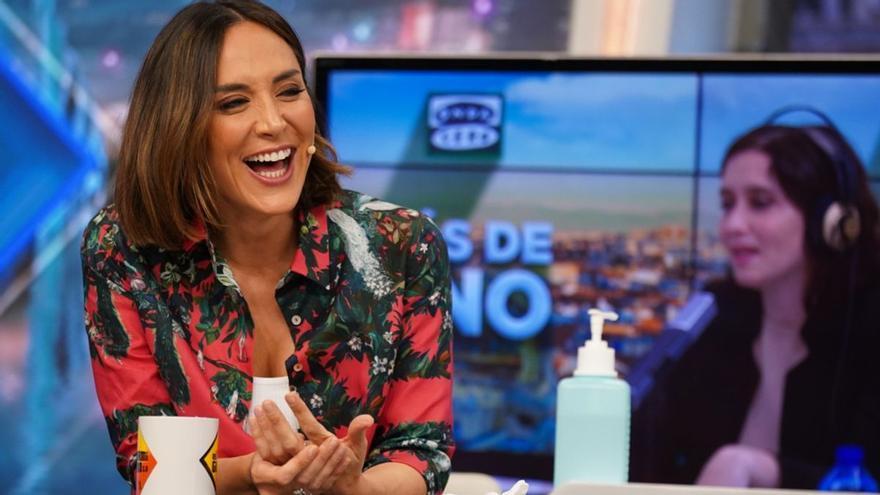 """Tamara Falcó revela en 'El Hormiguero' """"lo que piensan mis amigos de Vox"""" sobre el PP"""