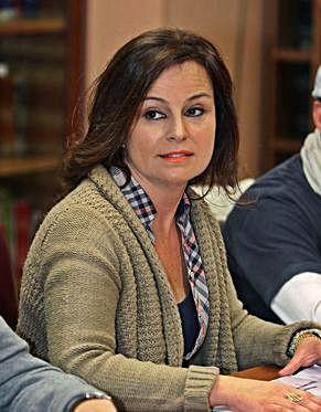 Beatriz Gómez, presidenta de la Federación Provincial de Comercio