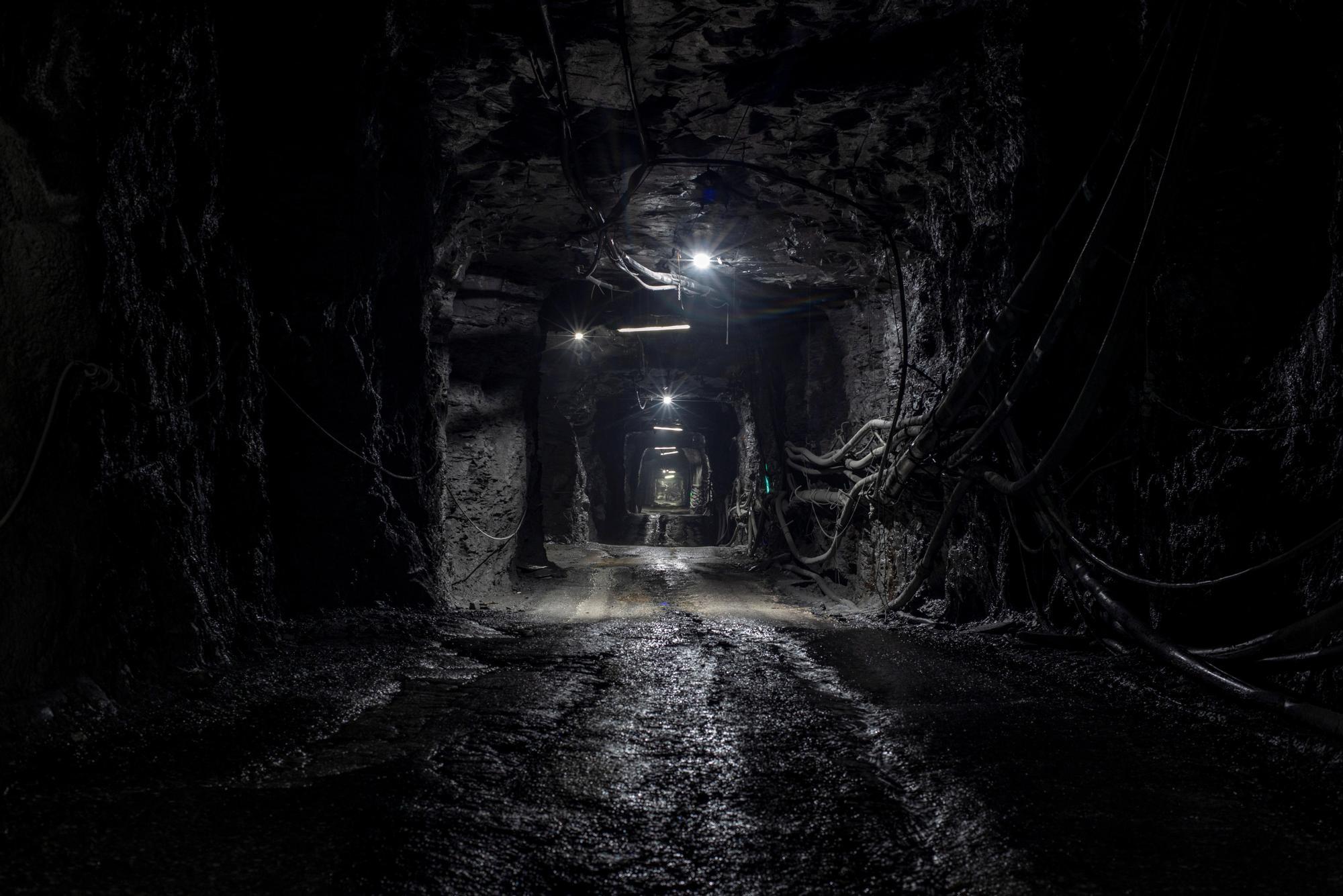 La mina más grande del mundo está en Valdeorras