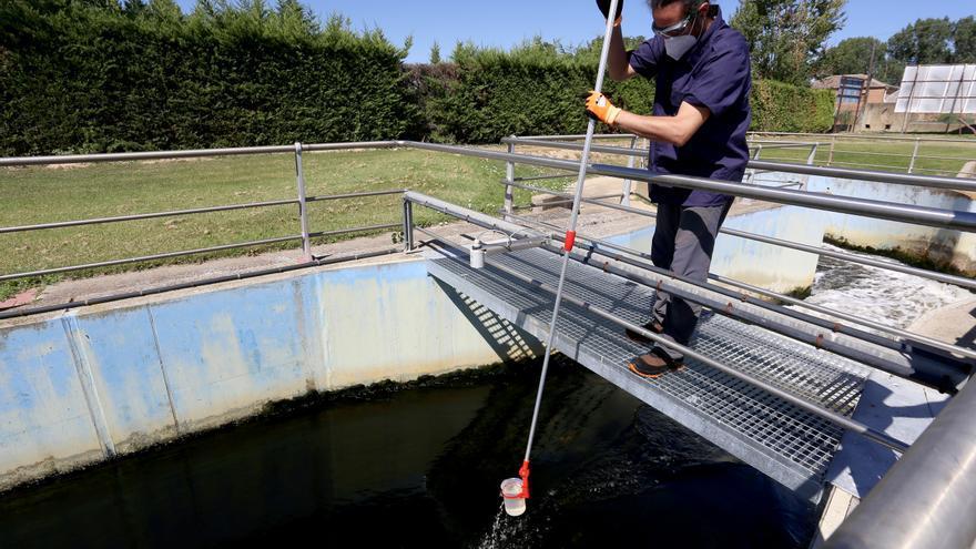 La concentración de SARS-CoV-2 en las aguas residuales se estabiliza en Castilla y León