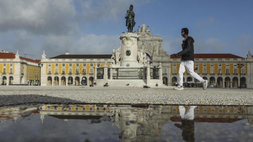 Portugal bate el récord de muertes diarias con 274 y de contagios con 15.333