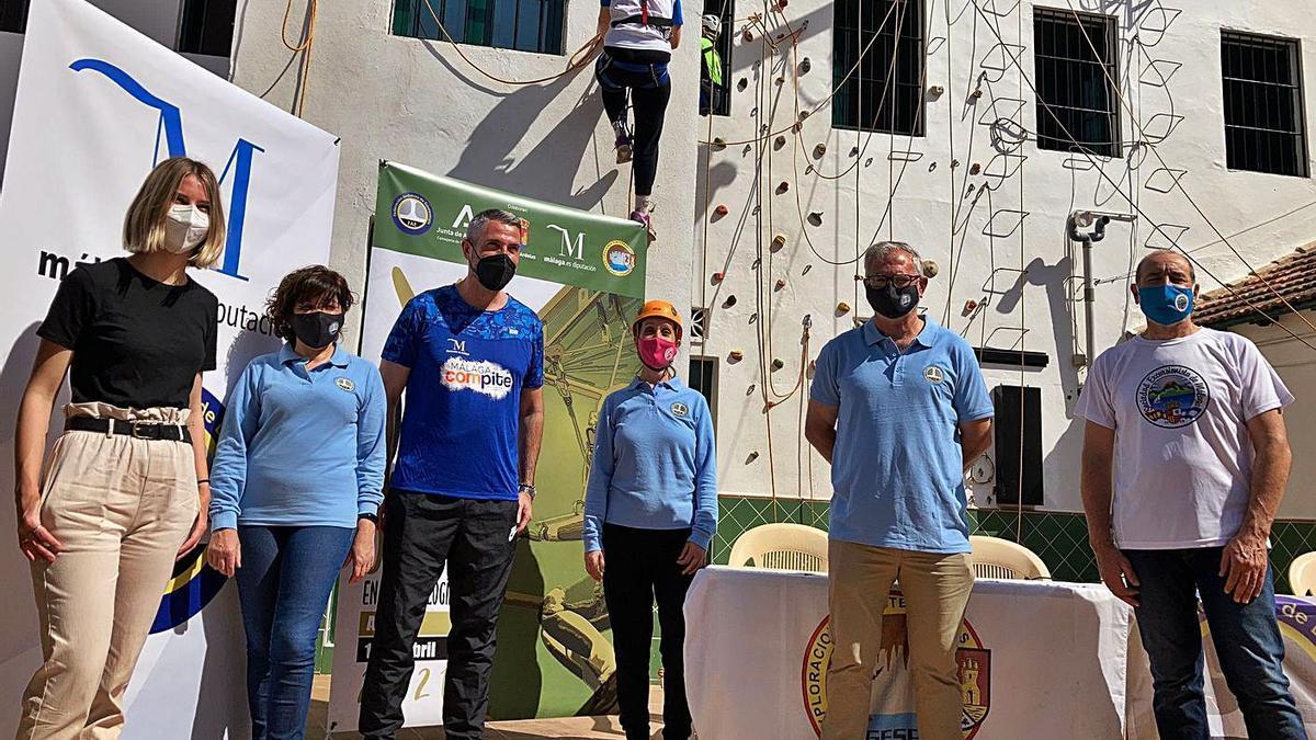 La provincia malagueña acoge el evento por segundo año consecutivo.