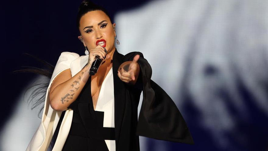 Demi Lovato regresa a los escenarios tras su sobredosis