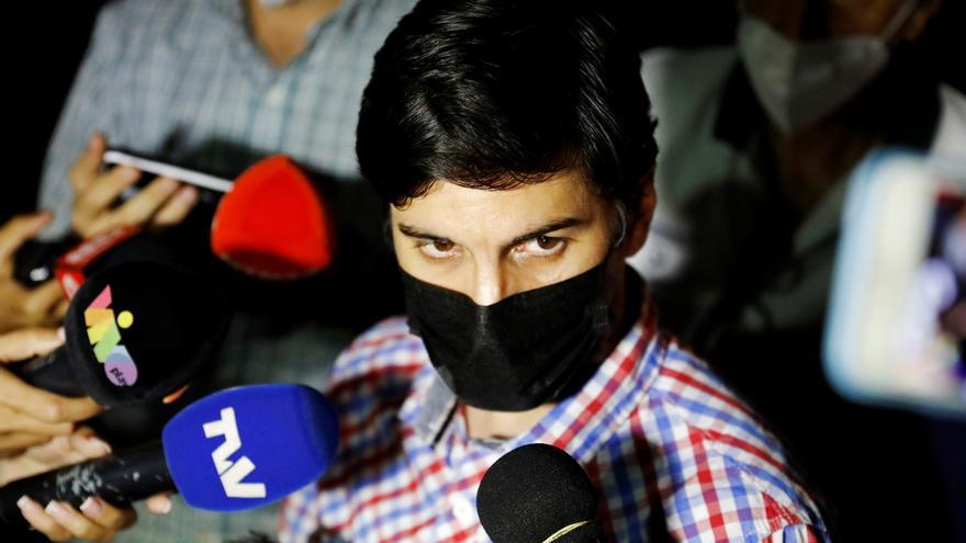 El Gobierno de Venezuela libera a Freddy Guevara para intentar solucionar la crisis del país