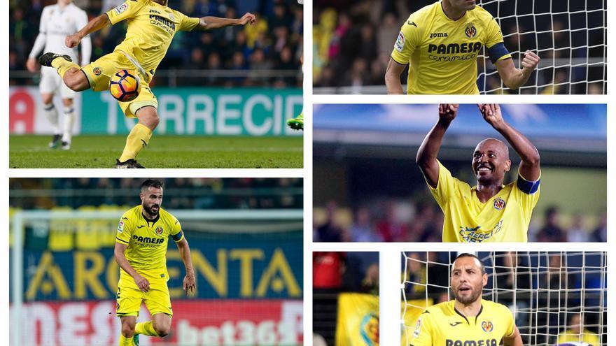 Trigueros ya es uno de los 'cinco magníficos' del Villarreal en Primera
