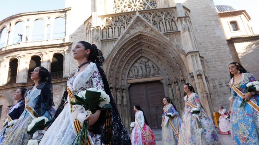Así serán las Fallas de Valencia: con mascarilla al aire libre, sin mascletaes y una Cremà más tempranera