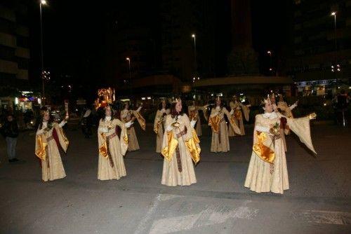 Gran desfile medieval de Lorca