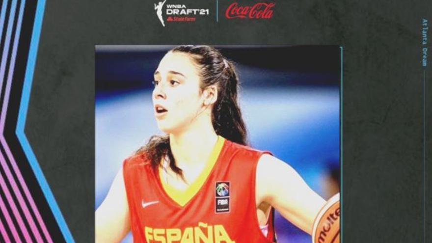Una gallega, a las puertas de la NBA femenina
