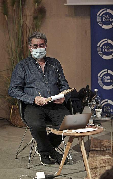 El artista Joan Fontcuberta.