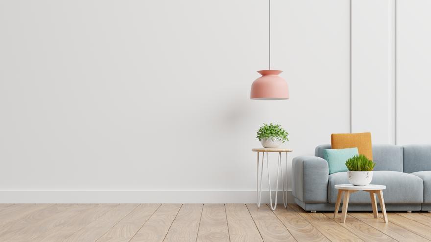El truco de limpieza definitivo para dejar blancas las paredes sin tener que pintar