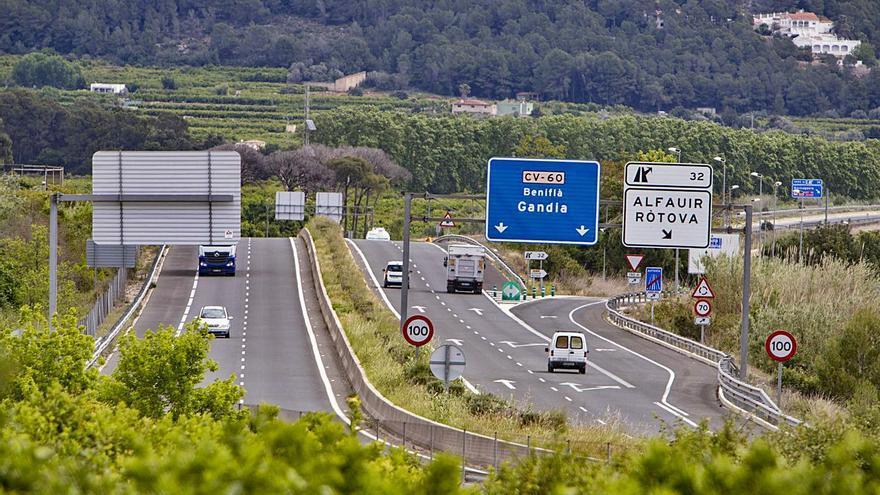 El Consell considera aceptable el impacto de la autovía de l'Olleria