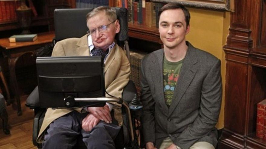 Stephen Hawking, astro pop