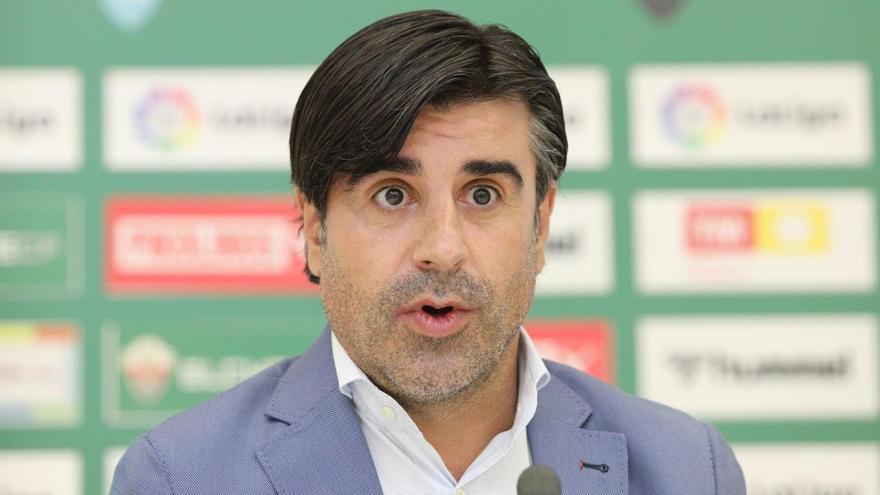 Nico: «Hemos sido los últimos en llegar y tenemos el presupuesto más bajo, pero haremos un buen equipo»