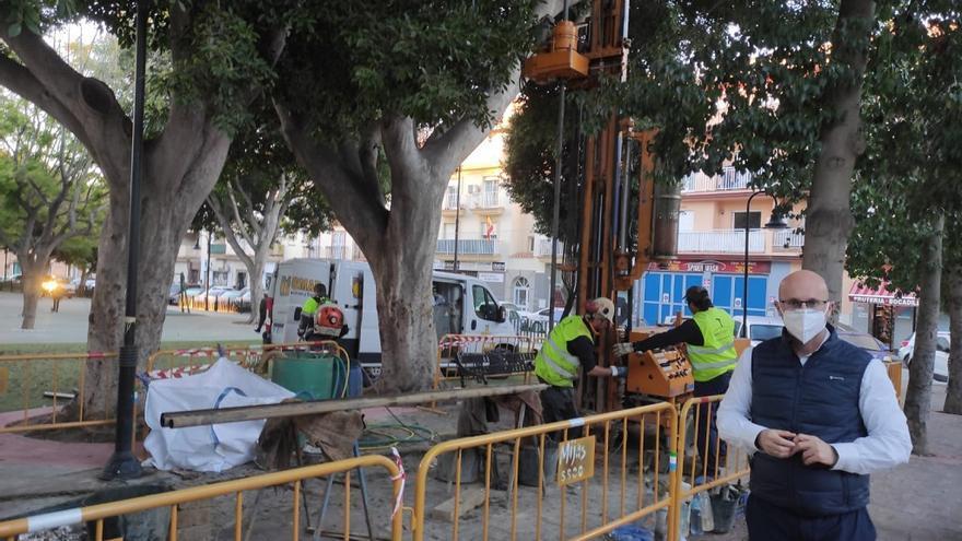 Mijas creará más de un millar de plazas de aparcamiento en Las Lagunas