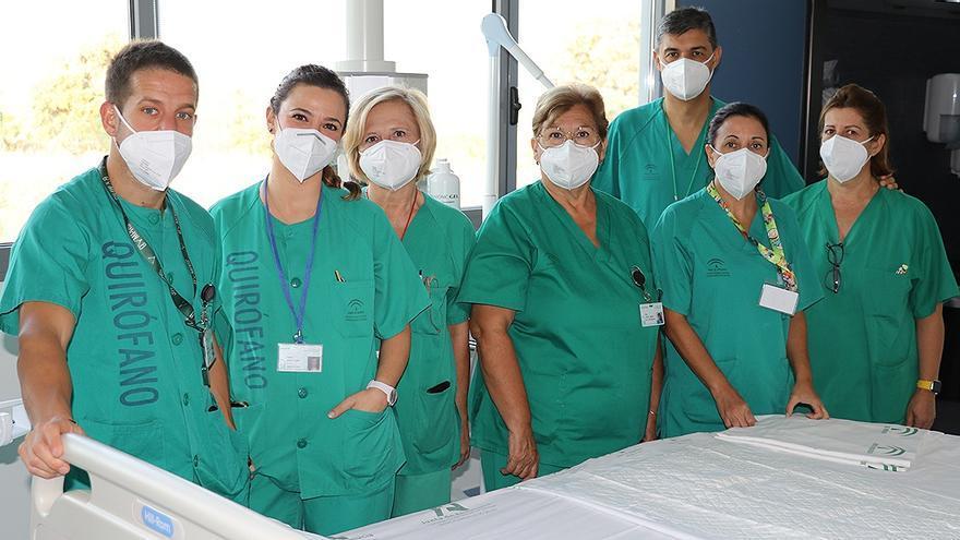 El Área Sanitaria Serranía de Málaga trabaja para humanizar los partos