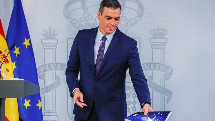 Diez proyectos de inversión absorberán el 70% de los fondos europeos