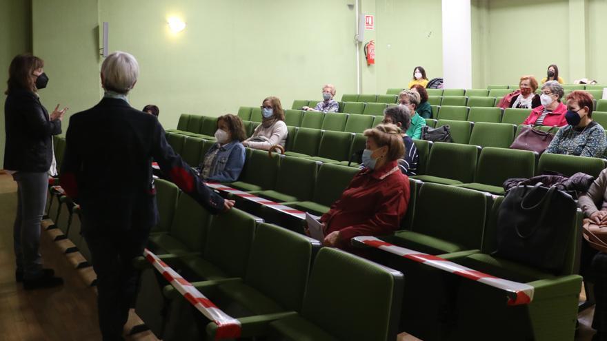 Quart promueve la salud emocional entre las personas mayores