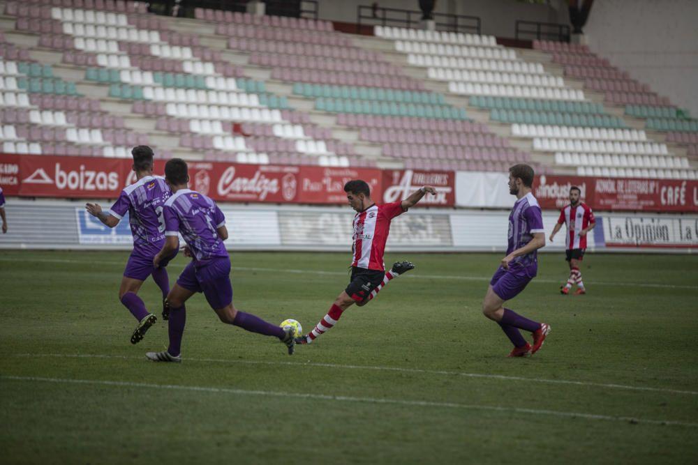 Zamora CF - Becerril