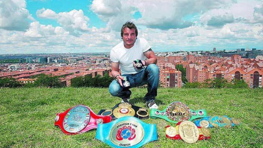 Javier Castillejo, un campeón con historia