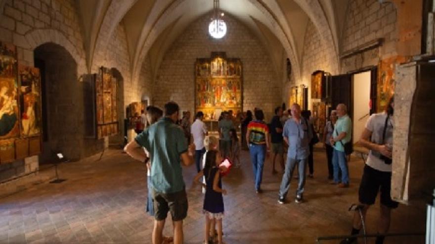 Fires de Sant Narcís al Museu d'Art