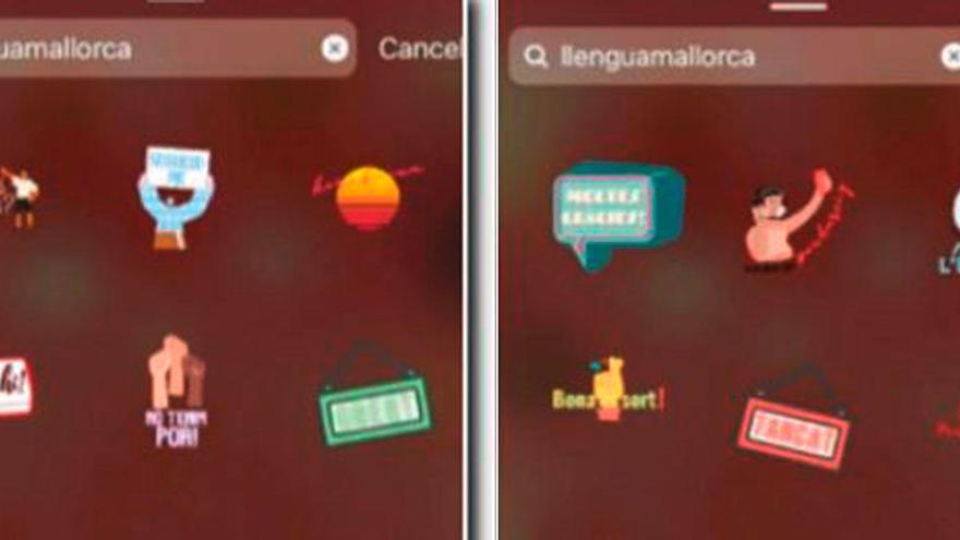 Instagram-Stories mit Gifs auf Katalanisch aufhübschen