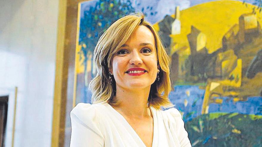 Pilar Alegría: el fugaz ascenso de la baza aragonesa de Ferraz
