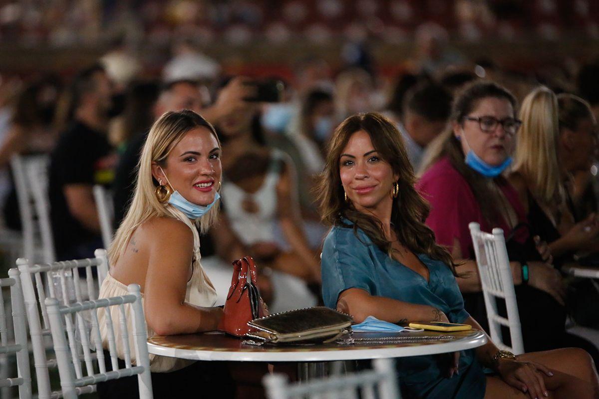 Niña Pastori recuerda en Córdoba sus 25 años de trayectoria