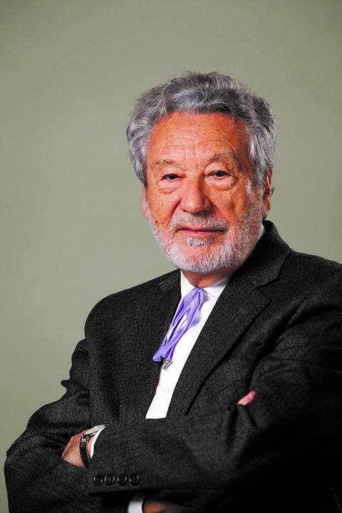 El escritor y periodista Luis del Val.