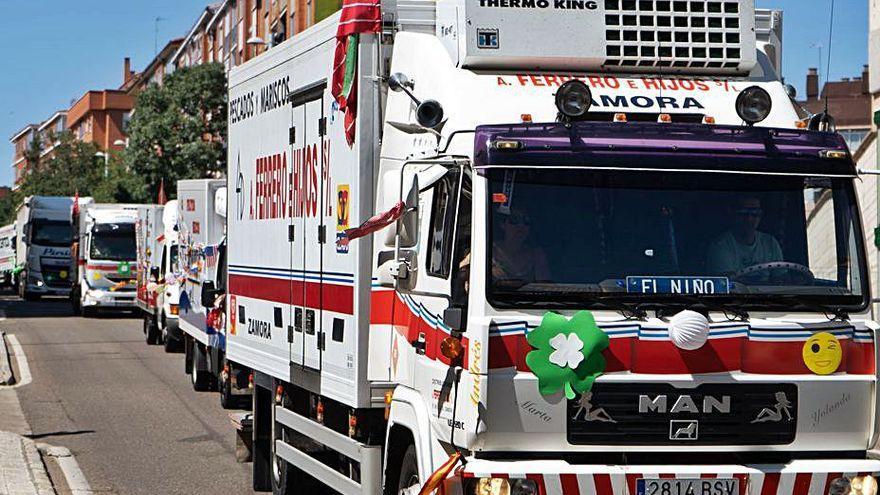 Las ayudas a la formación no logran reducir la edad media del transportista en Zamora
