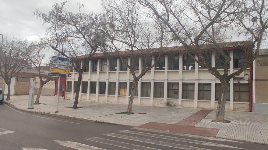 Contratan la obra para hacer la nueva escuela de idiomas en Don Benito
