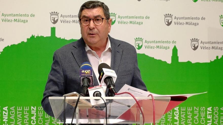 La Fiscalía retira la acusación de prevaricación que mantenía contra el alcalde de Vélez-Málaga