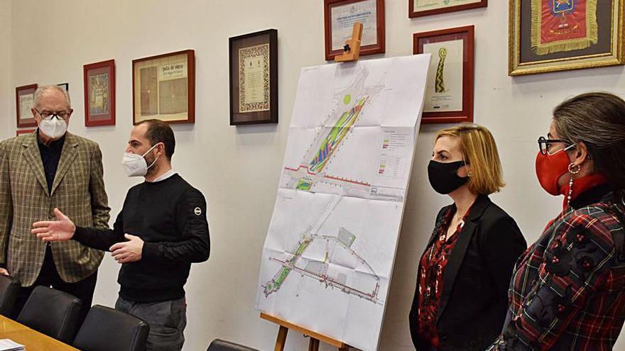 La ampliación del bulevar, este año, refuerza el interés de las inmobiliarias por Lugones
